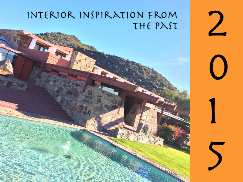 Inspiration from Taliesin West