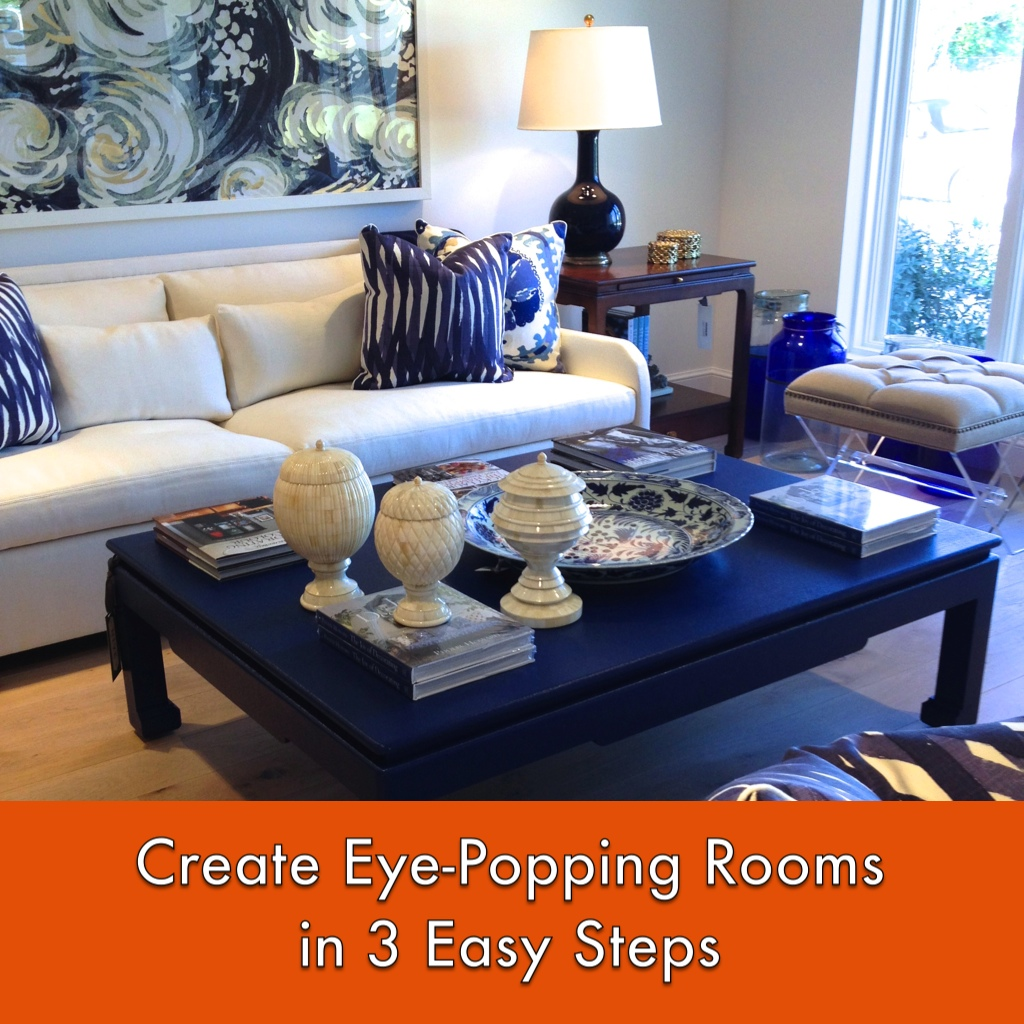 Create Eye-Popping Rooms