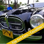 Top 10 Cars From 2015 Cavallino Classic