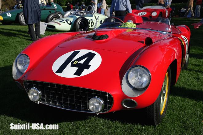 1956 Ferrari 290MM