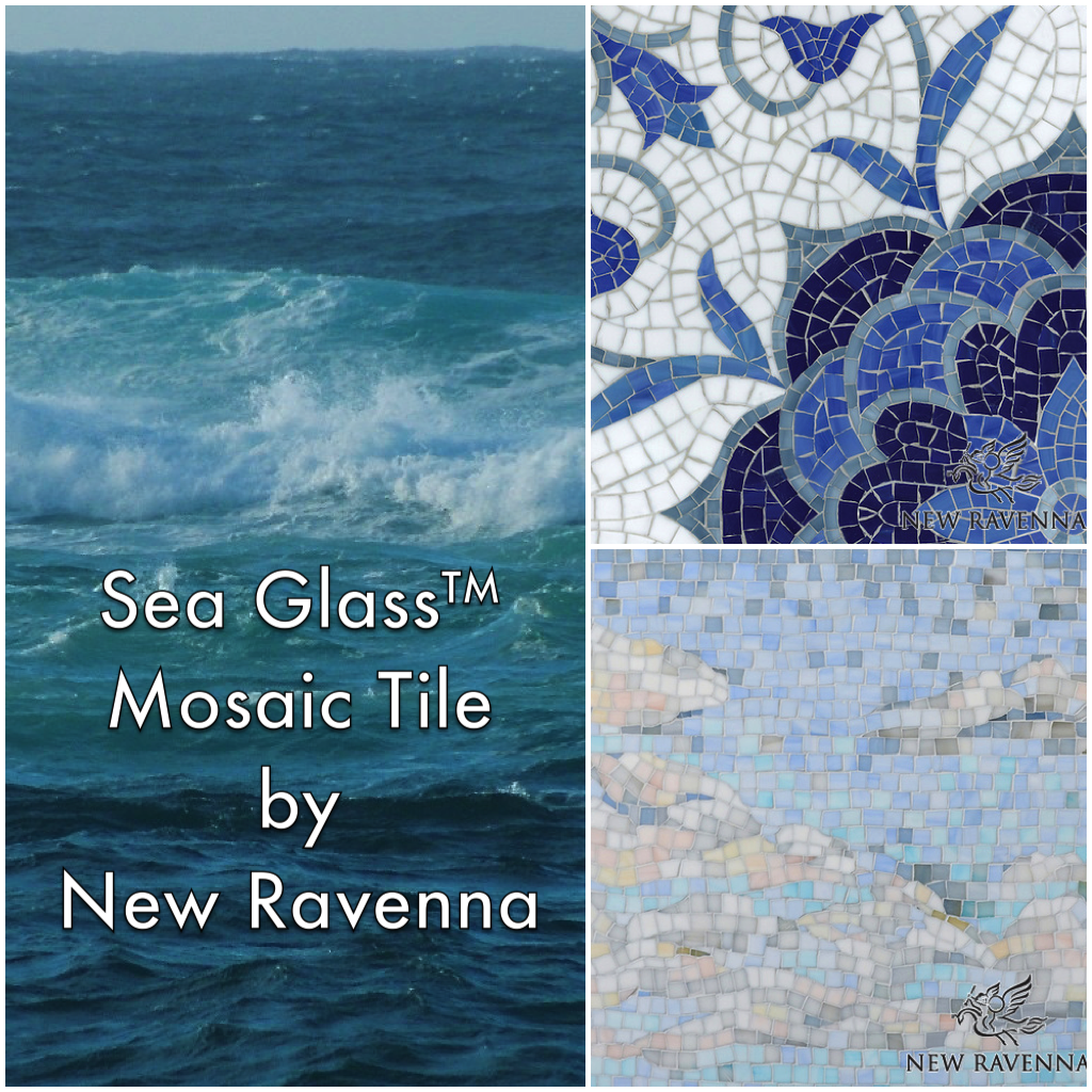 Sea Glass by New Ravenna