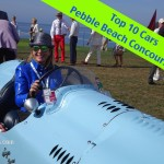 Top 10 Cars From Pebble Beach Concours 2015
