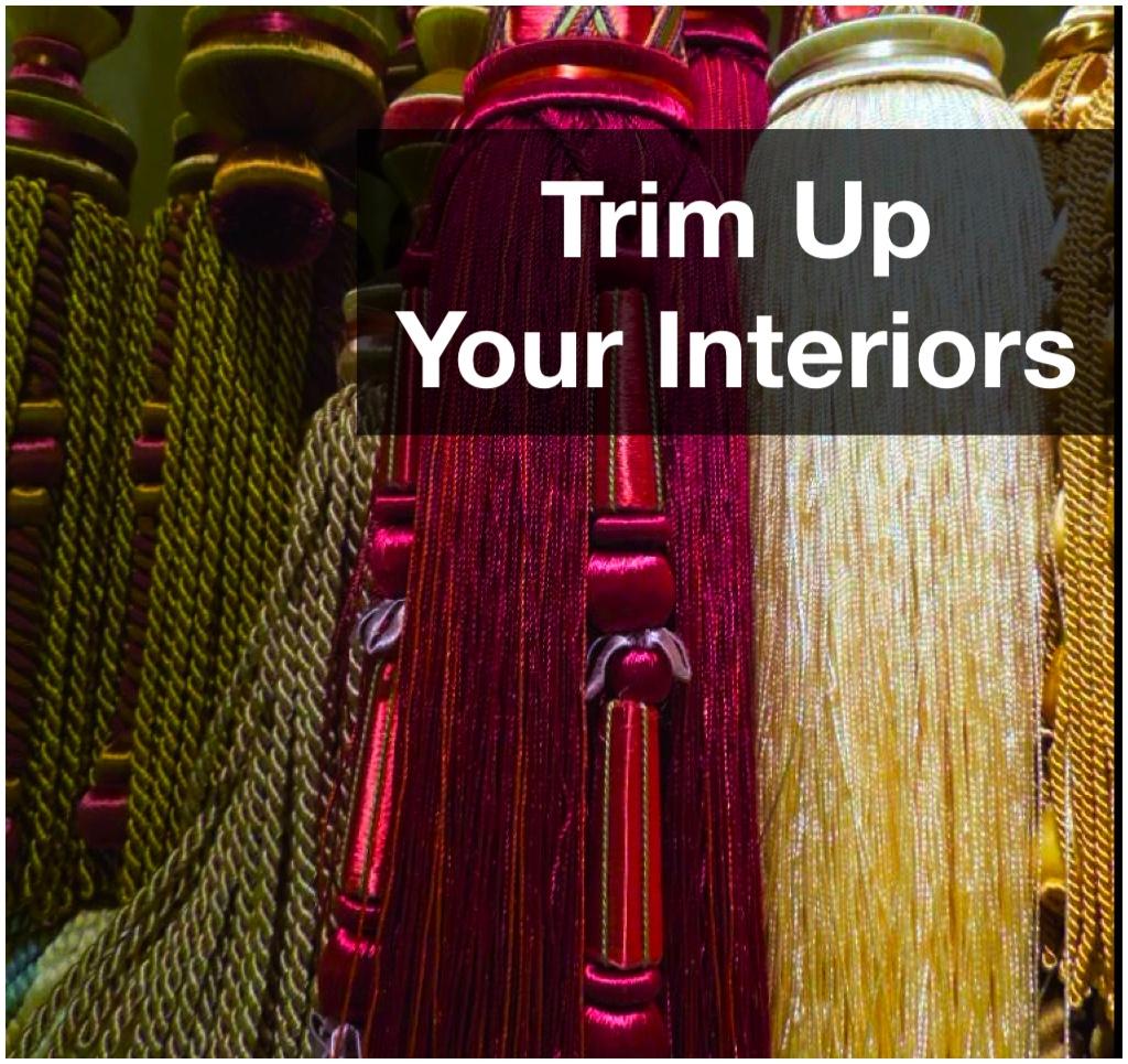 Trim Up Your Interiors