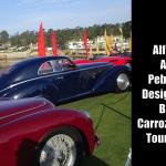 The Alfas Designed By Carrozzeria Touring