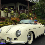 How To Enjoy Maui In A Porsche 356
