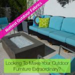 Here Are The Hottest Outdoor Fabrics For Every Color Scheme