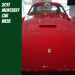 Live From 2017 Monterey Car Week