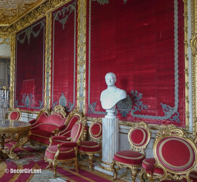 Royal Palace Stockholm interior