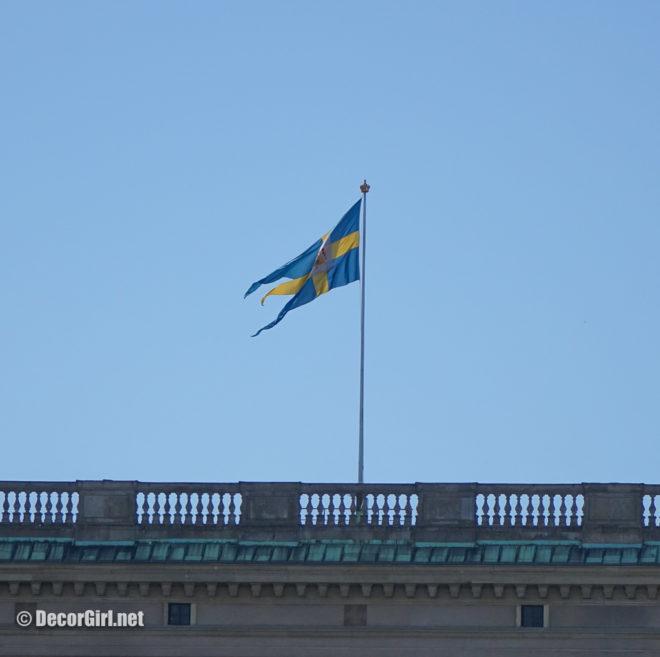 Royal Swedish Flag