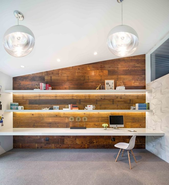 Simple open minimal shelves