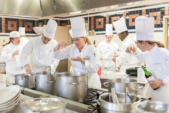 Culinary Institute of America Best of Boot Camp