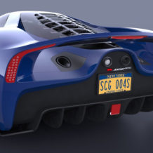 Rear view SCG 004S