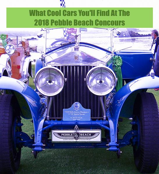 1928 Rolls-Royce Phantom 117 EX Sports Tourer