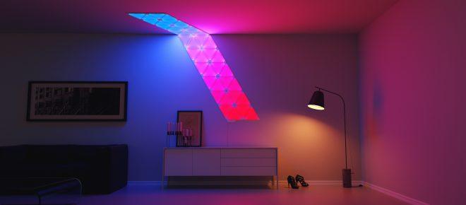 Nanotech Rhythm Light Panels
