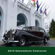 Rolls-Royce at The Greenbrier