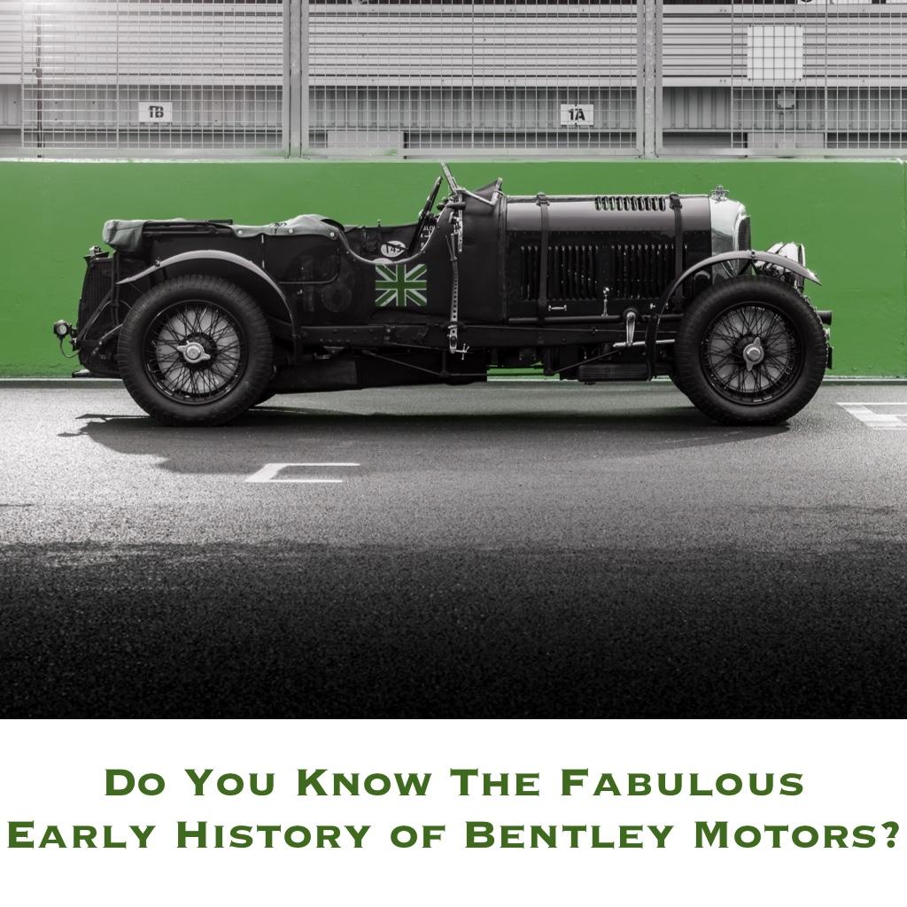 1929 Bentley 4½ litre Birkin 'Blower'