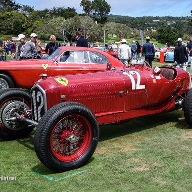 Scuderia Ferraris first race cars