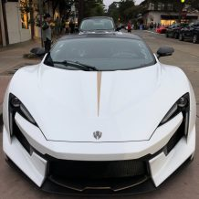 Did You See The Spectacular Supercars At Monterey Car Week?