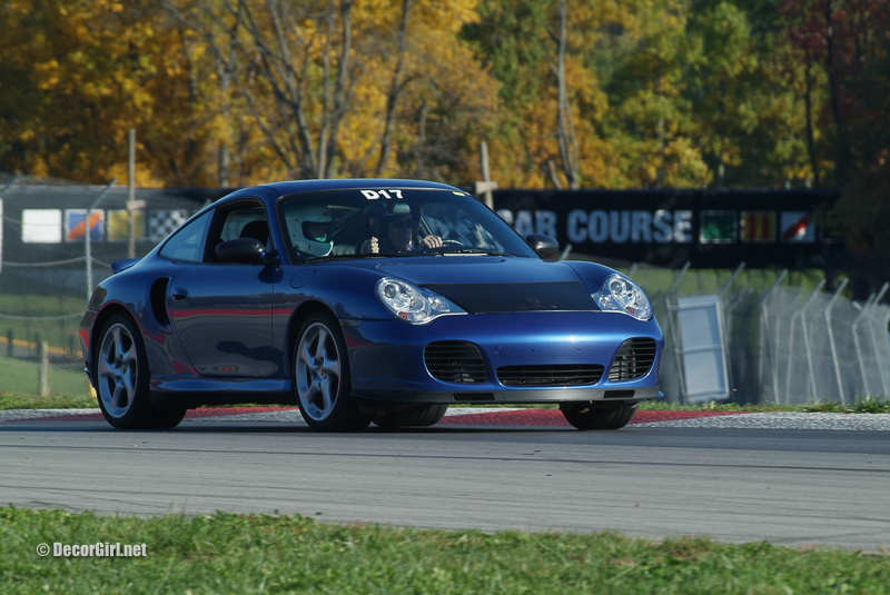 Track day at Mid Ohio Race Track