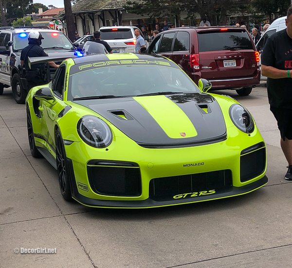 Porsche GT2 RS in Carmel-By-The-Sea