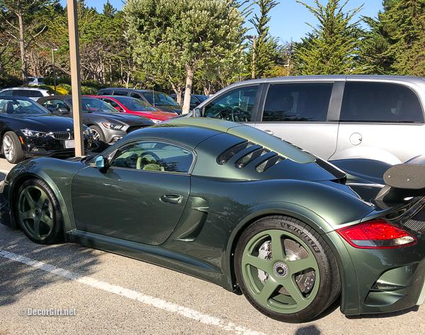 RUF Porsche CTR