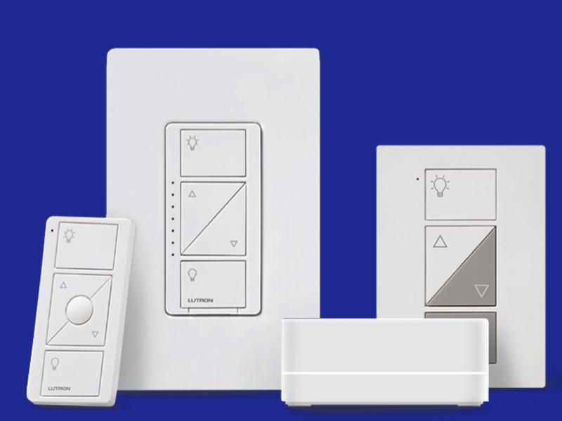 Lutron Smart Lighting system