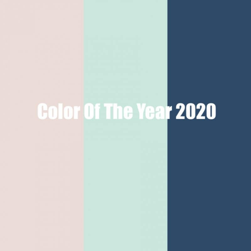 How To Use Color Of The Year 2020