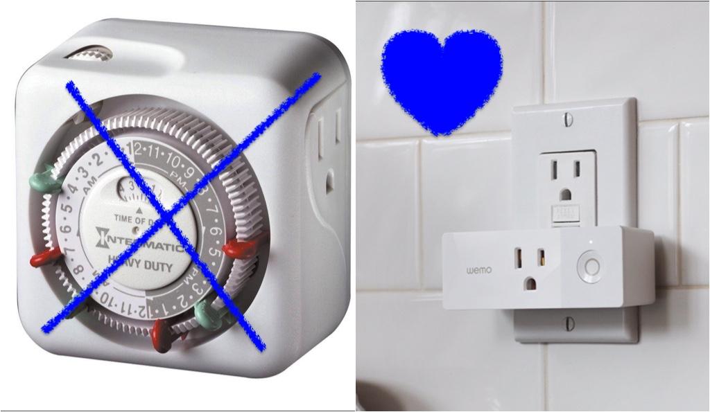 Wemo Mini Smart Outlet