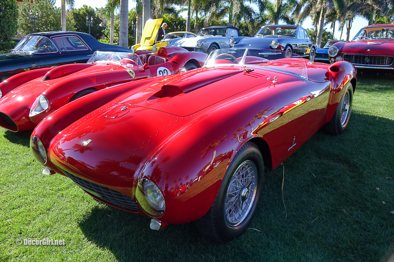 Ferrari 375 MM and 250 TR