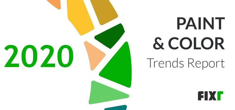 True Paint Color Trends 2020