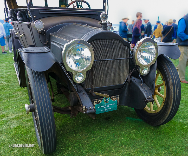 1916 Packard Twin Six Touring