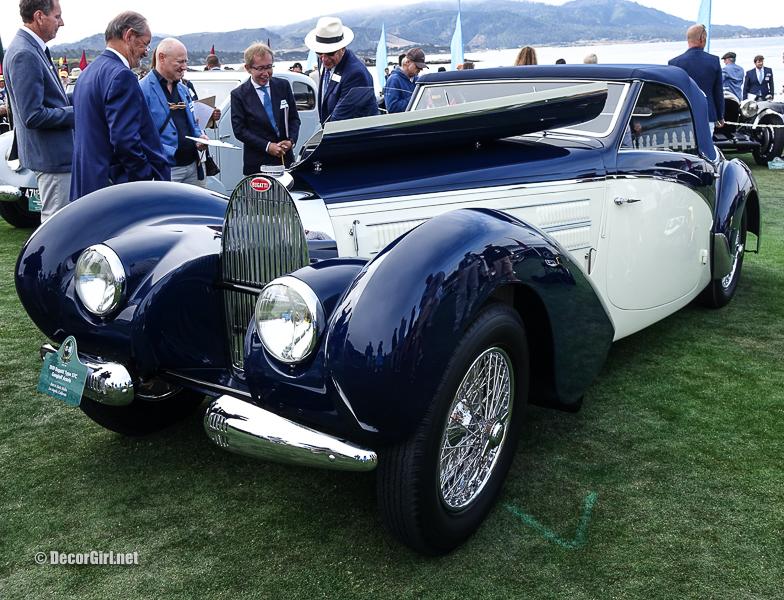 Maurice Trintignant Bugatti Type 57C Aravis