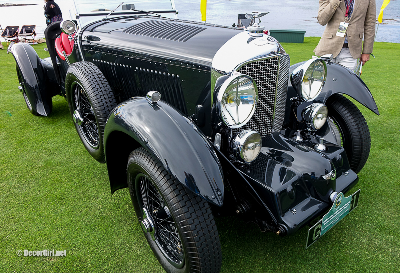 Woolf Barnatos 1930 Bentley Gurney Nutting Drophead Coupe