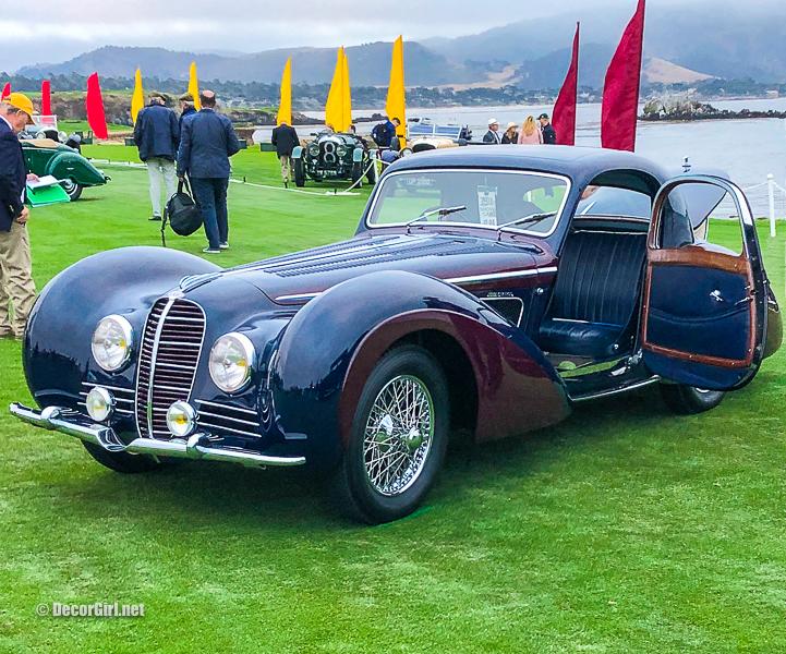 1937 Delahaye 145 Chapron Coupe