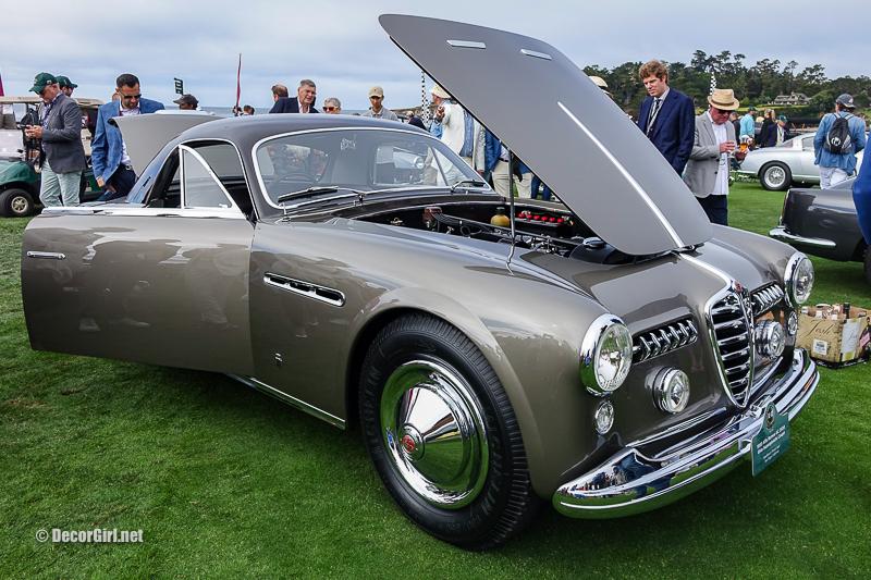 1950 Alfa Romeo 6C 2500 Gia Supergioiello