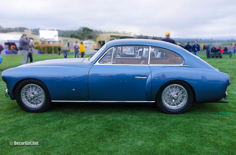 1951 Ferrari 212 Inter Ghia Coupe
