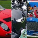 Revisit Rare 2019 Pebble Beach Concours Cars - P2