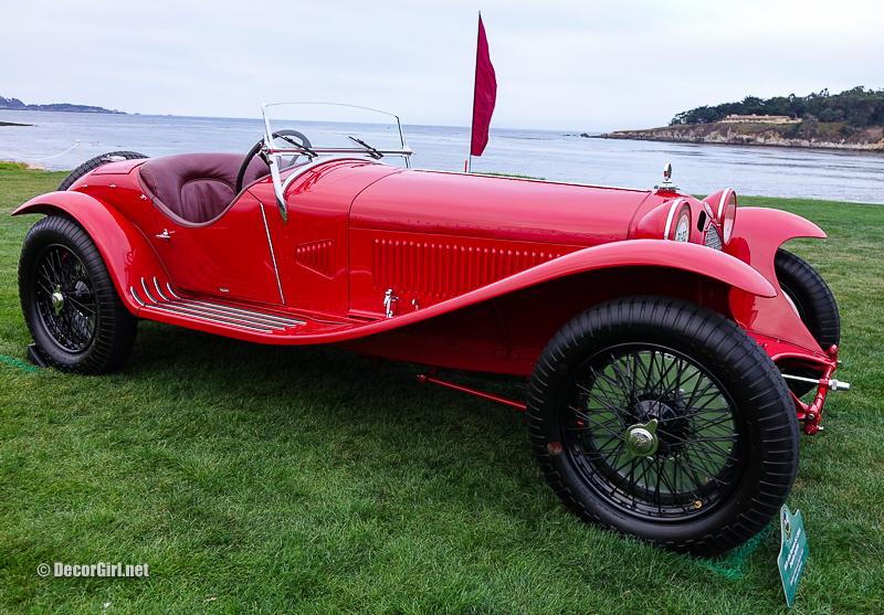 1931 Alfa Romeo 8C 2300 Zagato Spider 2111007